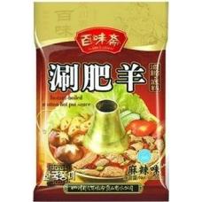 BWZ Hot Pot Soup Base - Spicy