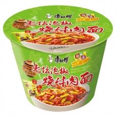 MK Bowl Noodles - Pickled Pepper Beef