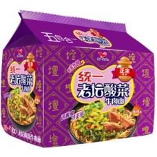 UNIF Instant Noodle - Sour Vegetable Beef