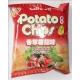 Calbee Potato Chips - Vanilla & Tomato