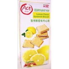 ACE Lemon Sandwich Biscuit