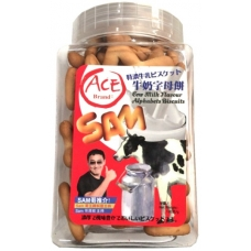 ACE Milk Biscuit - Alphabet