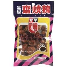 WY Fried Vegetarian Dough - Black Pepper