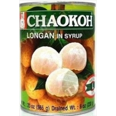 CK Longan In Syrup