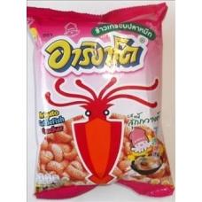 Aringato Cuttlefish Cracker - Cantonese Suki