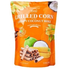 Kaew Crispy Roll - Grilled Roasted Corn