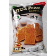 Little Farm Crispy Bread - Pizza Flavour