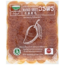 Woraporn Dried Mango Sheet (Box)